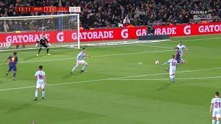 Lionel Messi vs Celta Vigo (Home) 17-18 HD 720p (11/01/2018) - Spanish Commentary