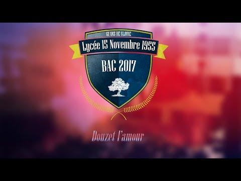 Piste2- Lycée 15 Novembre 1955 ( El 7ay ) - Douzet L'Amour - BAC 2017