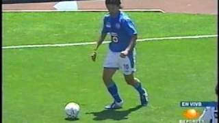 Apertura 2005 Cruz Azul 5-0 Pumas Goleada Historica
