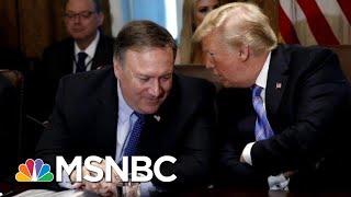 The State Of U.S.-China Relations | Morning Joe | MSNBC