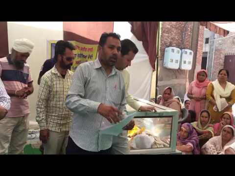 Voluntary Body Donation Scenario Part 4