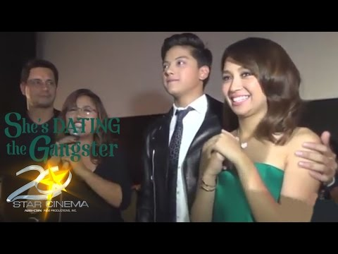 She's Dating The Gangster Premiere Night
