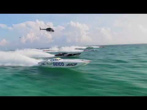 extreme 200mph+ Miss Geico turbine winning chamionship