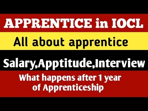 APPRENTICE IOCL | Salary | Total Detail About Apprenticeship |