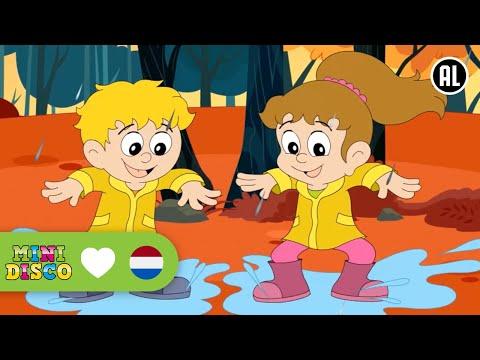 Herfst | Kinderliedjes | Peuterliedjes | Kleuterliedjes | Minidisco