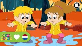 Herfst  Kinderliedjes  Peuterliedjes  Kleuterliedjes  Minidisco