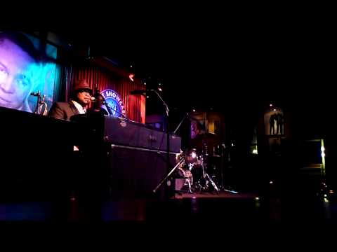 the Nicholas Payton Trio  -  Live in Chicago  -  6/22/2013.
