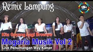 Megaria Musik 2 Live Negeri Besar Way Kanan oksastudio