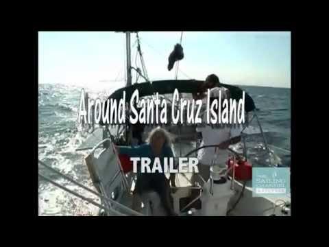 Around Santa Cruz Island TRAILER