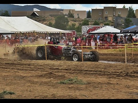 New Mexico Mud Racing - Super Modified Taos, NM 2016