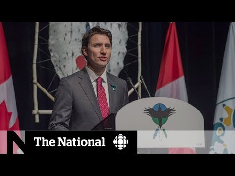Trudeau apologizes to residential school survivors in Newfoundland and Labrador