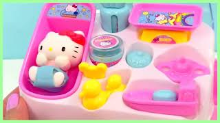 HELLO KITTY BATH TIME
