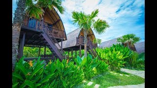 Peaceful Nature Hut Hotel in Bali Island