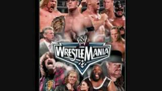 Wrestlemania 22 Theme Song : I Dare You by Shinedown