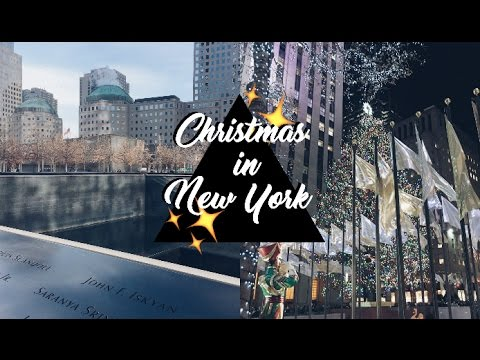 WORLD TRADE CENTER AND HAMILTON! | NYC Day 4