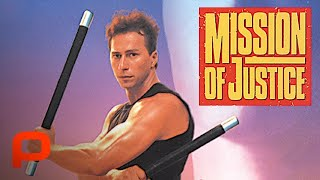 Mission Of Justice (Full Movie) Action Martial Arts | Jeff Wincott thumbnail