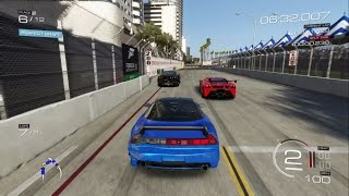 Forza 5 | Long Beach Comeback? | Honda NSX-R