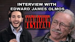 INTERVIEW WITH EDWARD JAMES OLMOS! - Short Scoop
