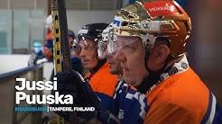 Verkkokauppiaan tarina - Jussi Puuska, Kiekkobussi
