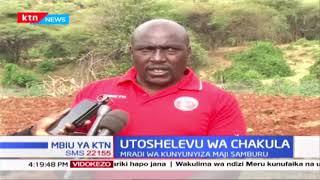 Mradi wa kunyunyuza maji Samburu yazinduliwa kwenye ardhi ya ekari 33