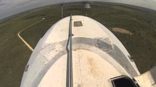 Turbine Climb Sweetwater Texas 2013