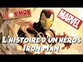 Iron Man Origins - L'histoire d'un héros De Comics