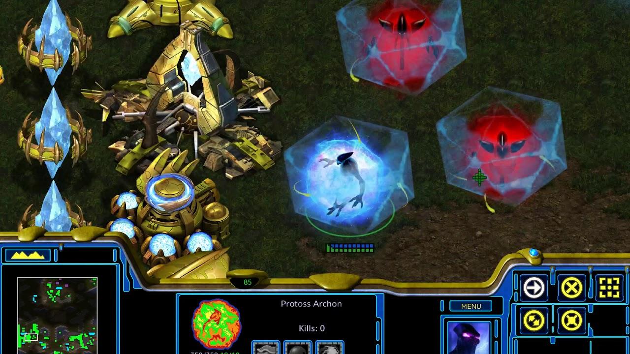Half Priced Archons (new bug)