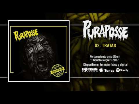 """PURAPOSSE """"Tratas"""" (Audiosingle)"""
