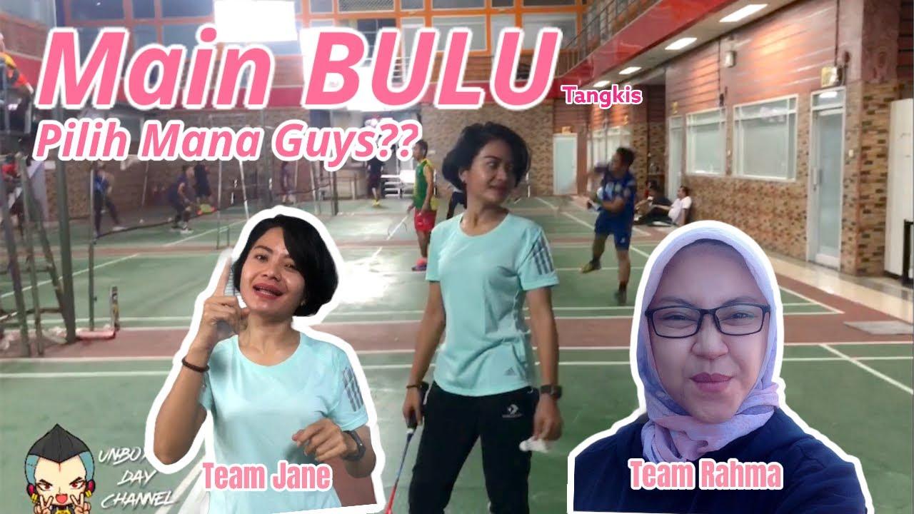 2 Cewek Cantik Bermain Bulutangkis I Wanita Pemersatu Bangsa Guys I Badminton Player Youtube
