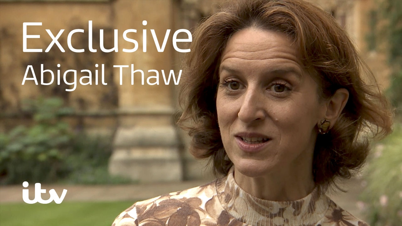 abigail thaw in endeavour 2014