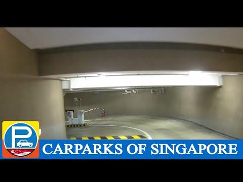 Carlton City Hotel Car Park