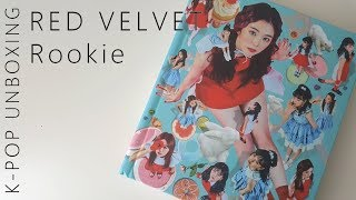 Baixar Red Velvet Rookie (Irene Cover) (+Photocard Reveal) | Unboxing