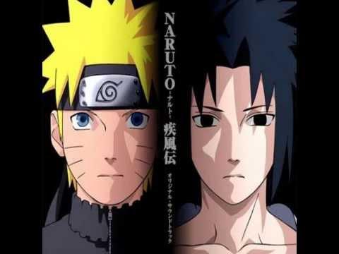 Naruto shippuden OST 1-Hisou(Tragic)