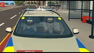 [Roblox London] UK Policing City of London target patrol!