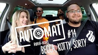 Automat #14 - Moderátorský špeciál |Becca, Tomy Kotty, Šorty|