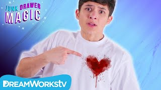 Bleeding Heart Trick | JUNK DRAWER MAGIC