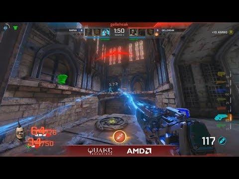 QCon17 USA (Final) – Rapha vs. Gellehsak