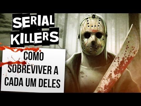 COMO ESCAPAR DOS MAIORES SERIAL KILLERS |...