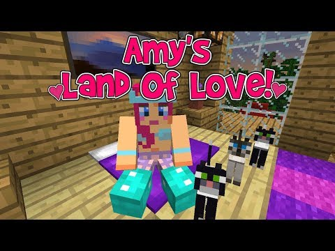 Amy's Land Of Love! Ep.179 BEDROOM MAKEOVER! | Amy Lee33