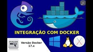 Instalação e Configuração do Docker v17.x no GNU/Linux Mint 18.3 integrado com GNS3