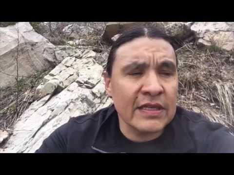Chase Iron Eyes Video, Dakota Access Pipeline Protestor