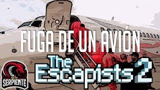 FUGA DE UN AVIÓN   THE ESCAPIST 2 La serie Pt. 10 c/ None y eruby