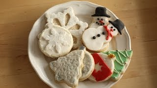 Virtual Cookie Swap: How To Decorate Cookies With Fondant
