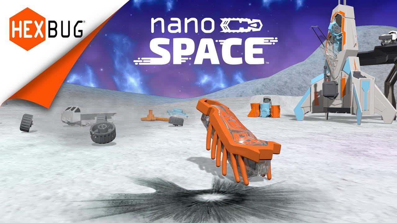 Hexbug Nano Space Commercial Youtube