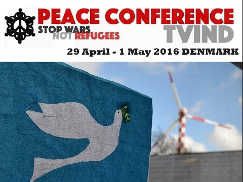 PEACE CONFERENCE TVIND 2016 OVERVIEW