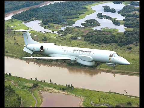 Embraer 145 AWE&C R 99