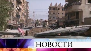 Сирийская армия продолжает освобождать оттеррористов окрестности Дейр эз Зора