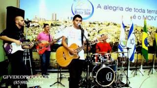 Cover images Aderlan Matos e banda Herdeiros da Promessa Monte Sião Aquiraz