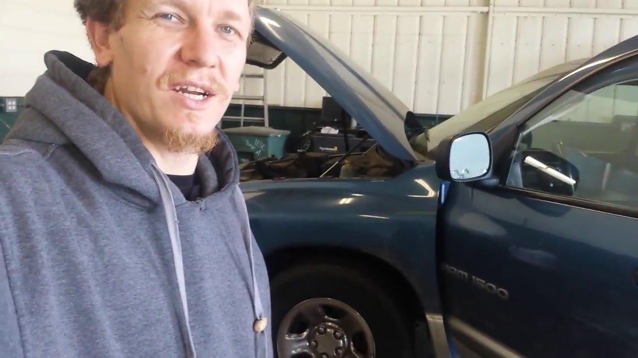 Dodge Ram emissions: PCV valve, EVAP canister, & EVAP vent