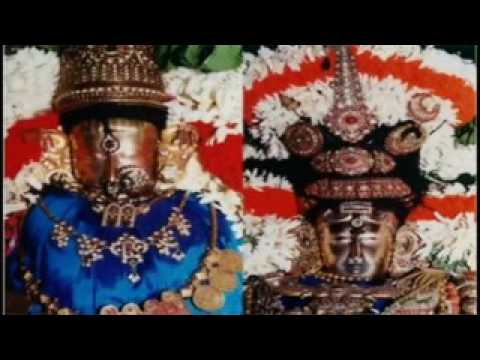 Karpagavalli Nin PorpathangaL pidithen (ambal songs)by T. M .S with lyrics - YouTube.wmv